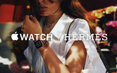 Fashion blog - In The Checkout Line: Apple Watch by Hermes