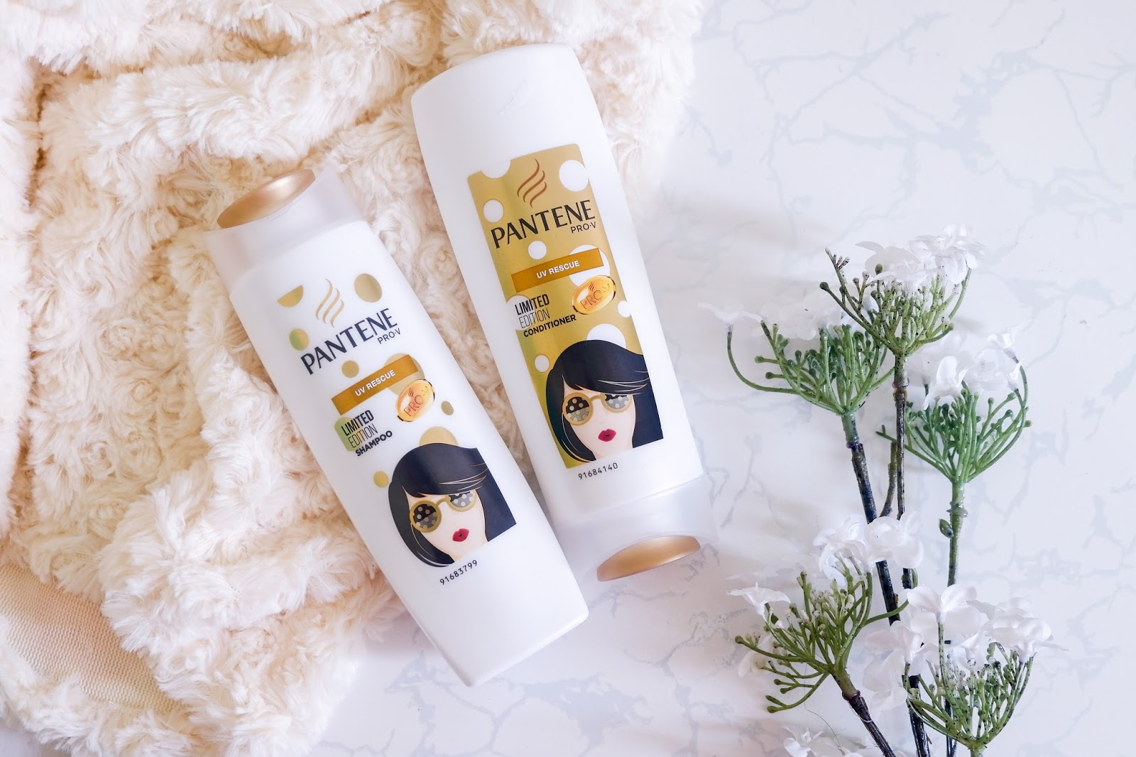HOW TO HAVE A STRONG AND HEALTHY HAIR THIS SUMMER SEASON WITH PANTENE UV RESCUE LIMITED EDITION (REVIEW)