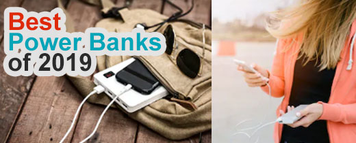 Best power banks of 2019 | Tops list of power banks in India