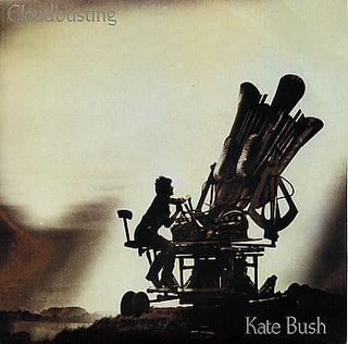 Kate Bush - Cloudbusting okładka singla single