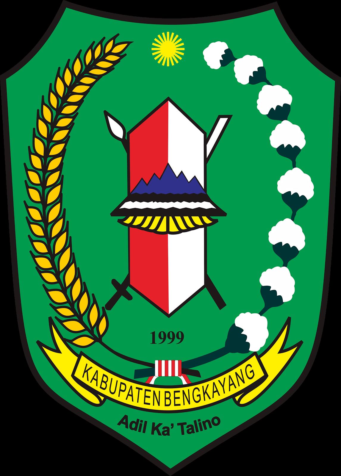Lambang Logo Logo Kabupaten Bengkayang