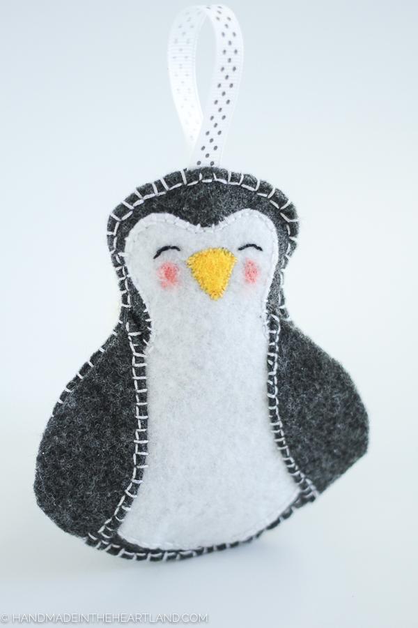 How to make a handmade Christmas ornament