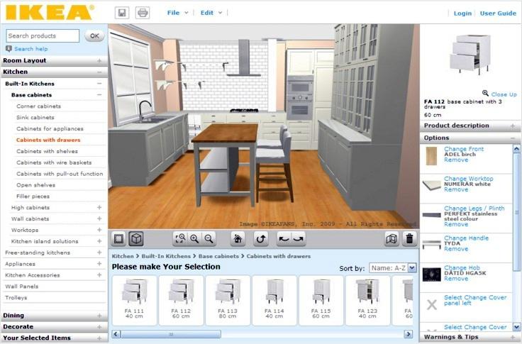 Ikea 3D Kuchen Planer - Inspiration Küche für Ihr Zuhause