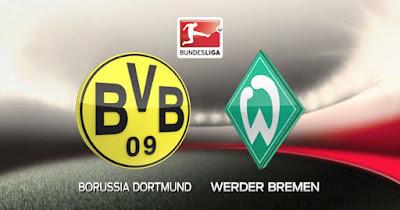 بث مباشر مباراة بروسيا دروتموند وفيردر بريمن