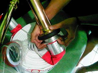 Fire Hose dan Jenis coupling dan nozzle