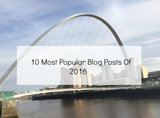 10 most popular blog posts of 2016 - Newcastle quayside