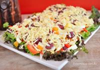 receita de salada diferente