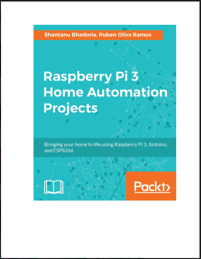 TÀI LIỆU ARUINO: Raspberry Pi Home Automation Projects pdf