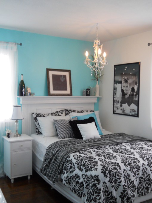 Duck Egg Blue {Bedroom Inspiration}