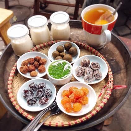 10 món ăn vặt nhất định phải thử khi thăm Hà Nội