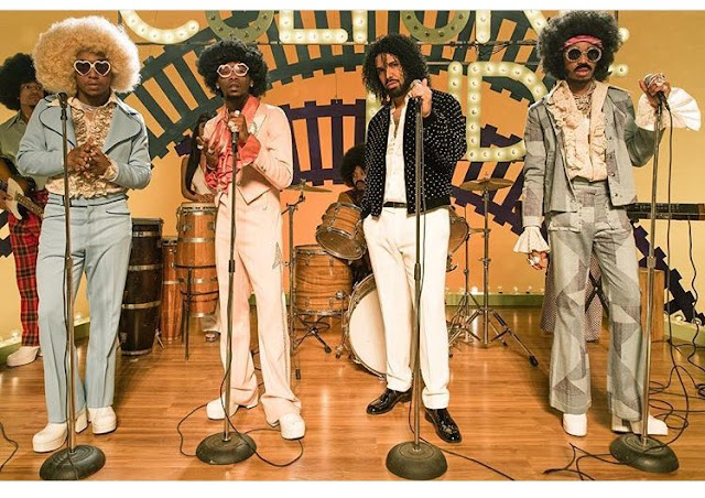 Watch Migos and Drake channel 'Soul Train' in new 'Walk It Talk It' video