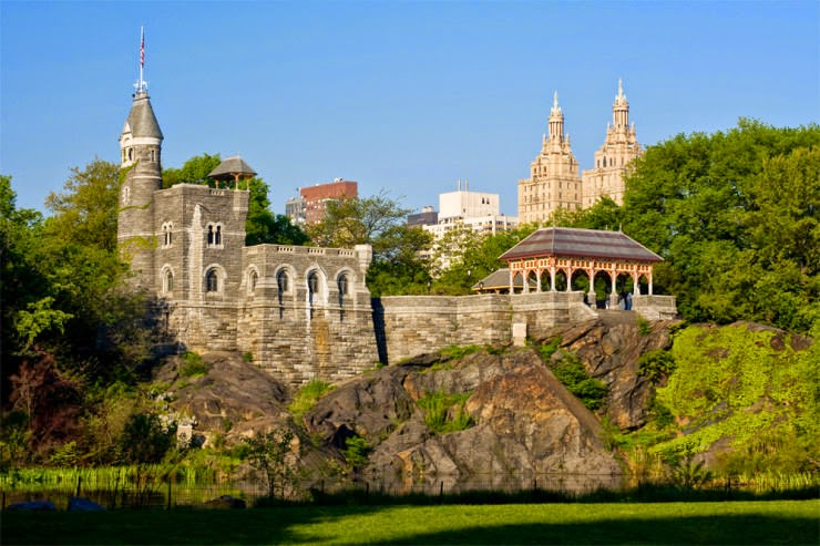9. Belvedere Castle - Top 10 Things to See and Do in Central Park, NYC