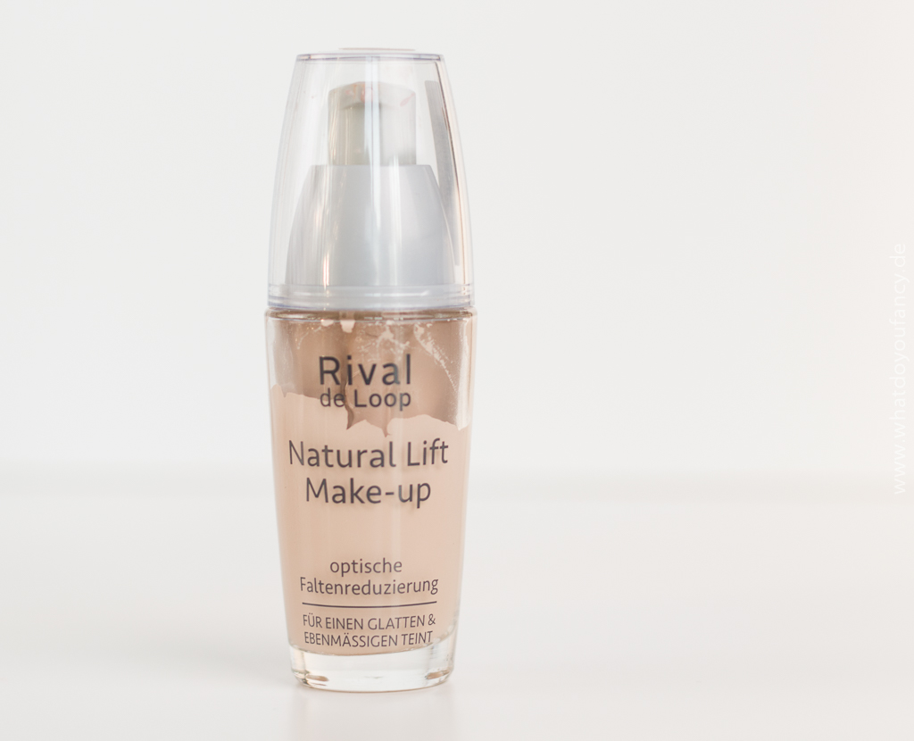 TAG Favoriten 2015 Überraschung Rival de Loop Natural Lift Foundation
