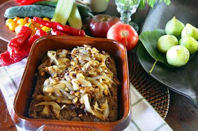 Baked Lebanese Kibbe Recipe