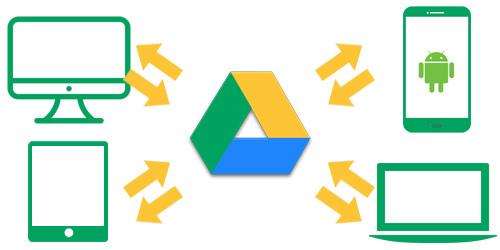 Cara Mudah Sinkronisasi Lebih Dari Satu Akun Google Drive Warta Iptek
