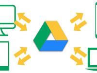 Cara Mudah Sinkronisasi Lebih Dari Satu Akun Google Drive
