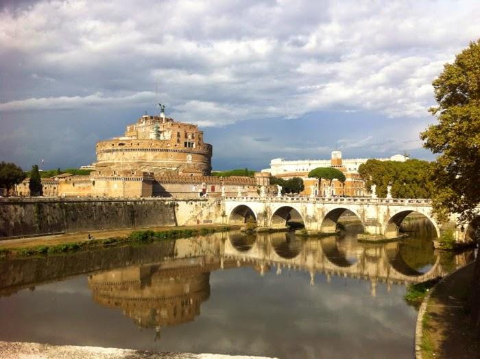 STORIA ED INTRIGHI DI PALAZZO: Castel Sant'Angelo