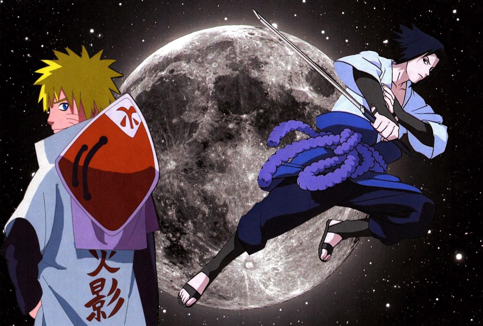 50 Gambar Wallpaper Naruto Menjadi Hokage