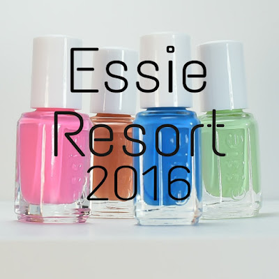 Essie Resort 2016 swatches