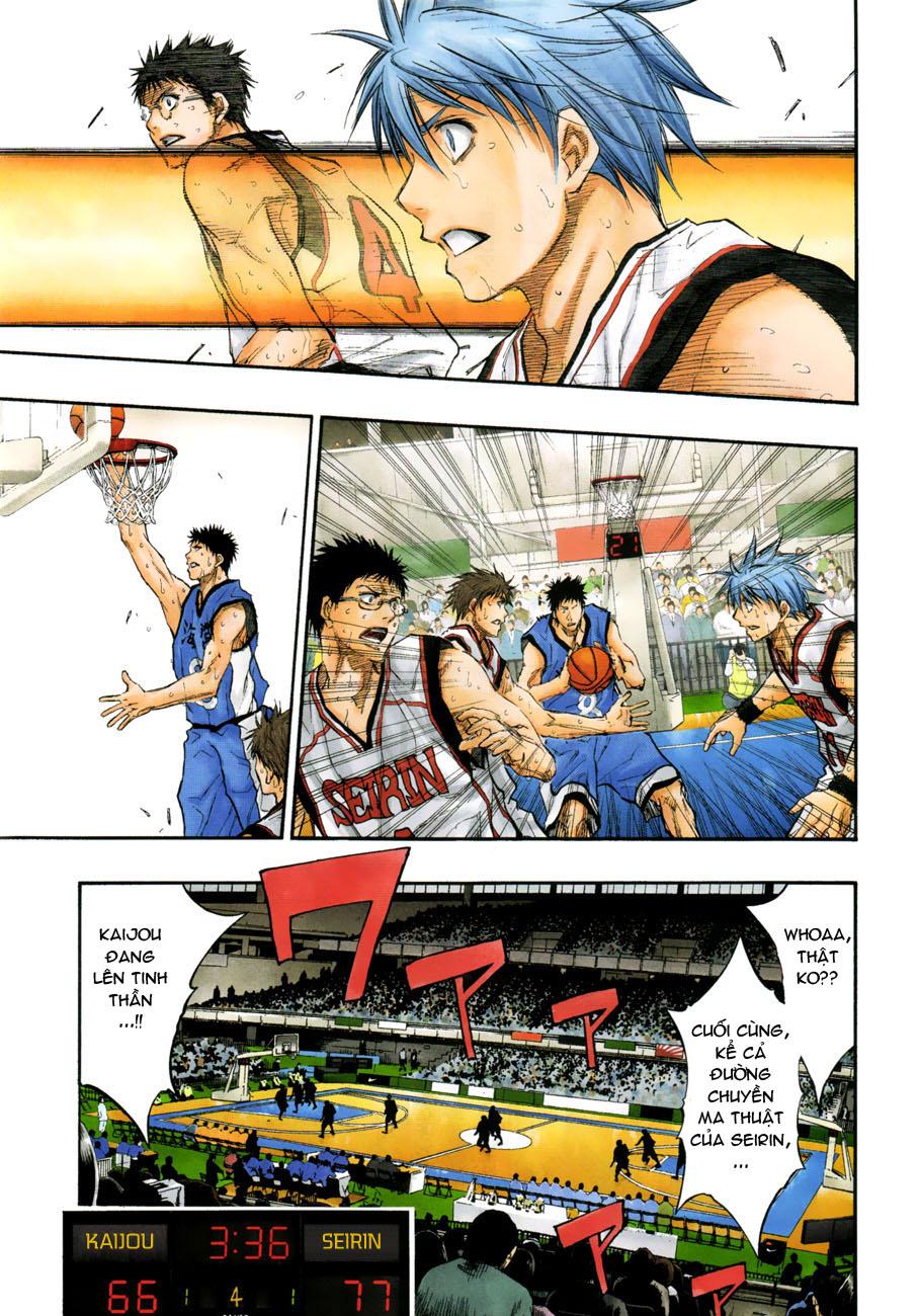 Kuroko No Basket chap 196 trang 13