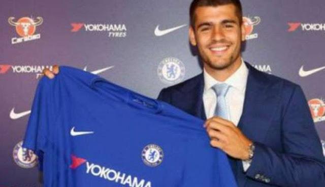 Kutukan Nomor 9 Chelsea Mengintai Morata