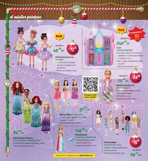 CATALOG Noriel decembrie 2018 papusi lilia barbie