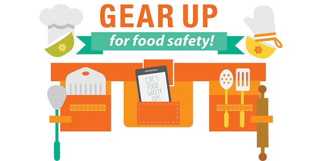 Five Things that can keep your Food Safe