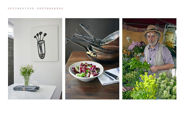 Bureau Jules web design shop in San Francisco photography portfolio website for Julia Spiess