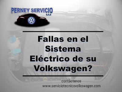 Sistema Eléctrico Volkswagen