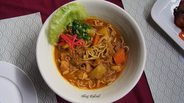 Raku Sushi, Kuliner Jepang dan Medan #09