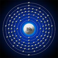 Bohriyum atomu ve elektronları