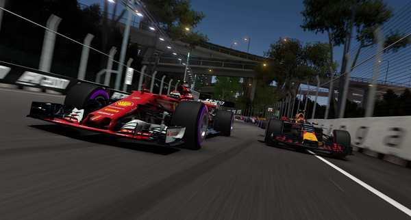 F1 2017 torrent download for PC