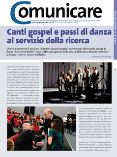 press canti gospel per la ricerca cancro