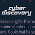 Between 14 & 18 and love Tech? Check out Cyber Discovery.