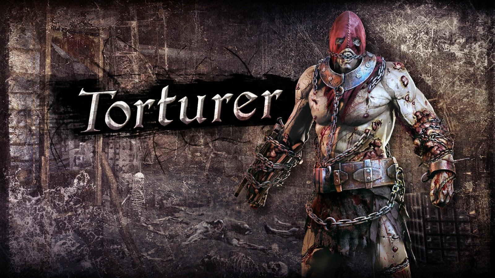 Hellraid (Torturer)