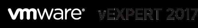 VMware vExpert 2017