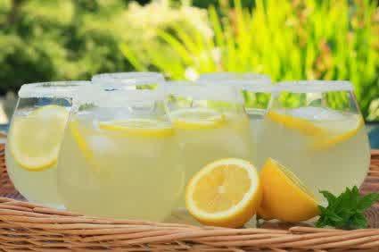 Resep Lemonade