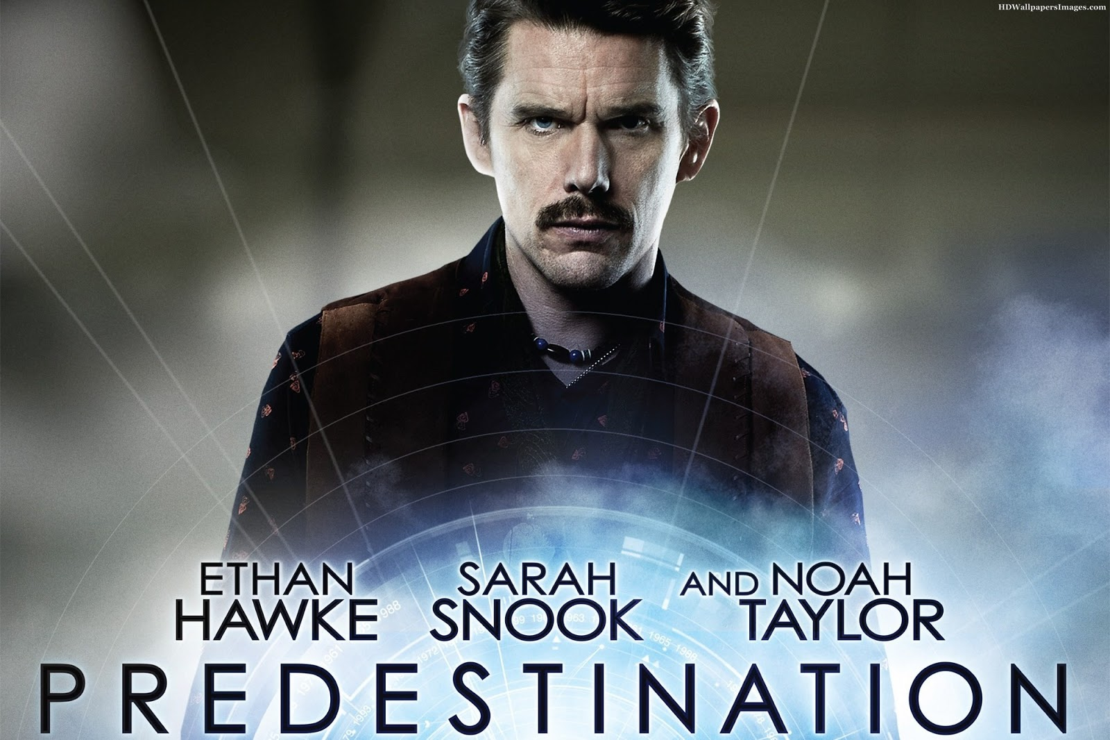 Predestination Movie Review : The snake that eats its own tail ...