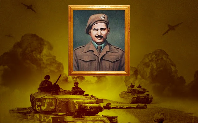 Superhero of War Param Vir Chakra Awardee Piru Singh Shekhawat