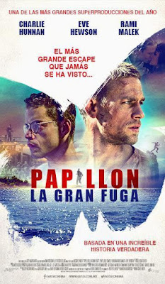 Papillon 2017 DVD R4 NTSC Latino