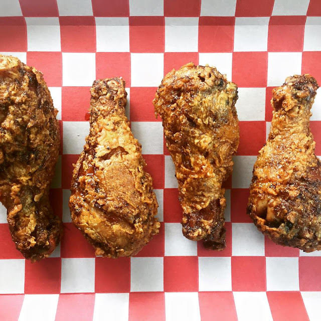 Hot Chicken Drumsticks