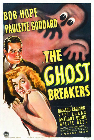 The Ghost Breakers [1940] [DVD9] [NTSC] [Subtitulado]