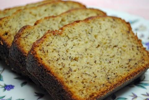 BANANA LOAF CAKE (ɔ◔‿◔)ɔ ♥