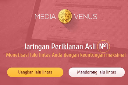 Kebijakan MediaVenus Native Ads