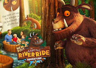 The Gruffalo at the Chessington World of Adventures, Review from A Mum in London