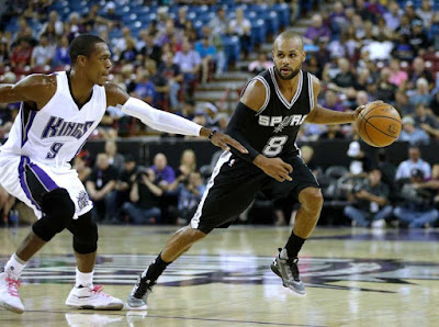 San Antonio Spurs vs Sacramento Kings
