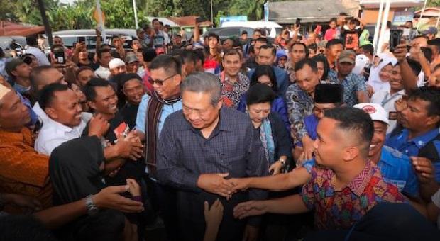 SBY: Mereka Yang Dipilih Rakyat Wajib Memimpin Dengan Adil