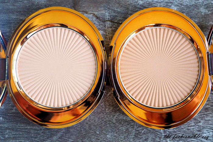No.7 Bronzers in Golden Sand and Maple