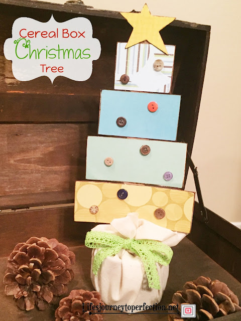 Cereal Box Crafts Ideas