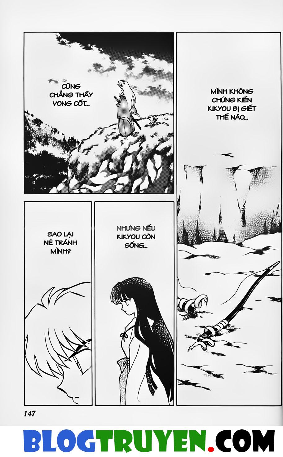 Inuyasha vol 31.8 trang 16
